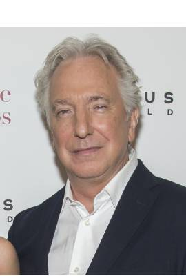 Alan Rickman Profile Photo