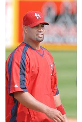 Albert Pujols Profile Photo