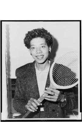 Althea Gibson Profile Photo
