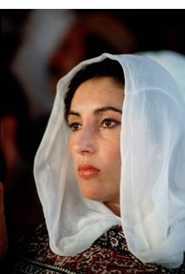 Benazir Bhutto Profile Photo