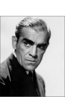 Boris Karloff Profile Photo