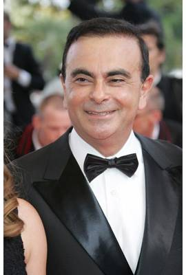Carlos Ghosn Profile Photo