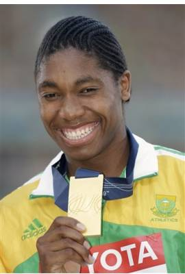 Caster Semenya Profile Photo