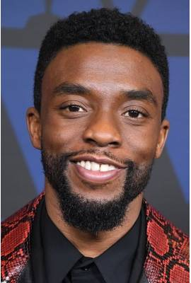 Chadwick Boseman Profile Photo