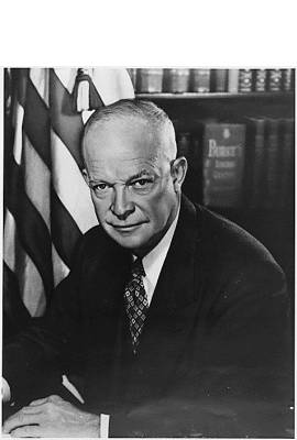 Dwight D. Eisenhower Profile Photo