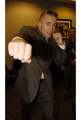 George St. Pierre Profile Photo