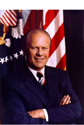 Gerald Ford Profile Photo