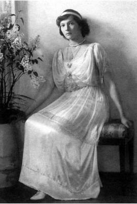 Grand Duchess Tatiana Nikolaevna of Russia Profile Photo