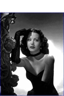 Hedy Lamarr Profile Photo