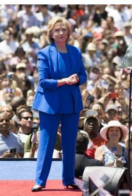 Hillary Rodham Clinton Profile Photo