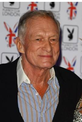 Hugh Hefner Profile Photo