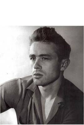 James Dean Profile Photo