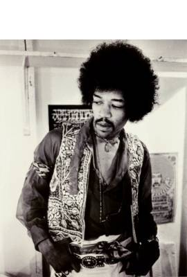 Jimi Hendrix Profile Photo