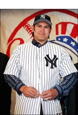 Johnny Damon Profile Photo