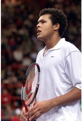 Jo-Wilfried Tsonga Profile Photo