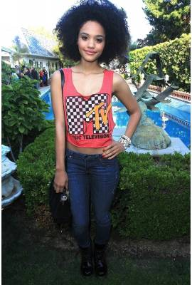 Kiersey Clemons Profile Photo