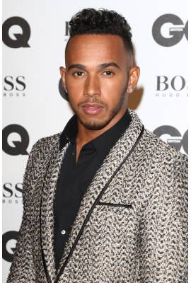 Lewis Hamilton Profile Photo
