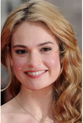 Lily James Profile Photo