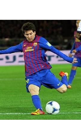 Lionel Messi Profile Photo
