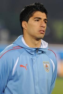 Luis Suarez Profile Photo
