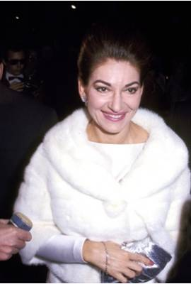 Maria Callas Profile Photo