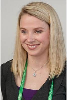 Marissa Mayer Profile Photo