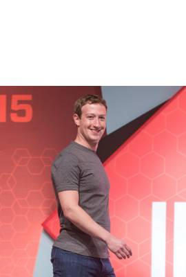 Mark Zuckerberg Profile Photo
