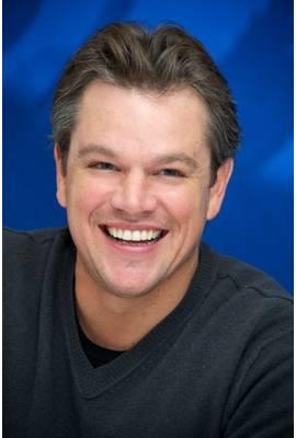 Matt Damon Profile Photo