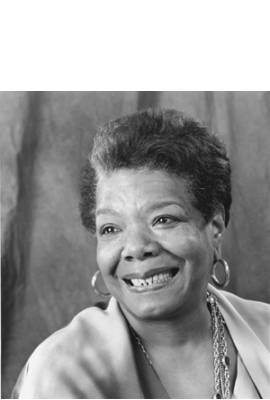 Maya Angelou Profile Photo