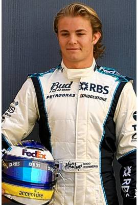 Nico Rosberg Profile Photo