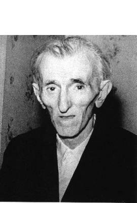 Nikola Tesla Profile Photo