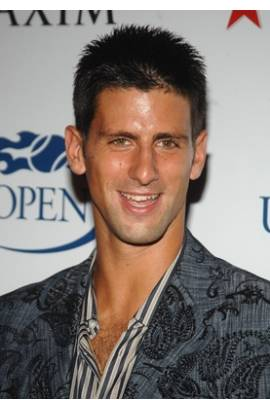 Novak Djokovic Profile Photo