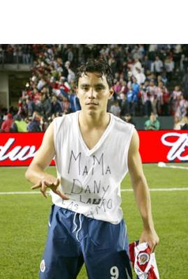 Omar Bravo Profile Photo