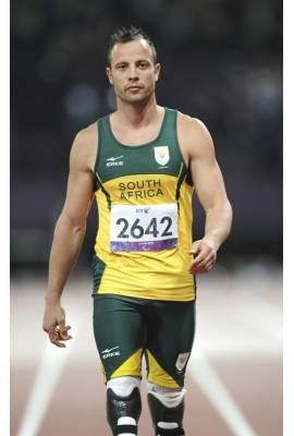 Oscar Pistorius Profile Photo