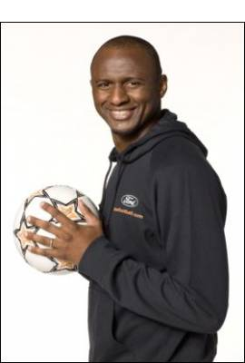 Patrick Vieira Profile Photo