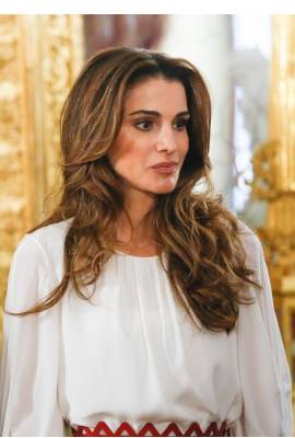 Queen Rania of Jordan Profile Photo
