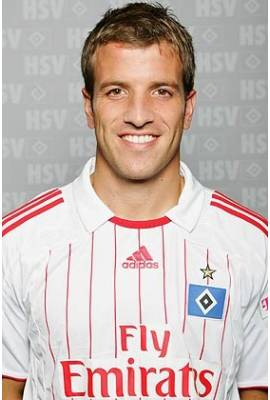 Rafael van der Vaart Profile Photo
