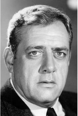 Raymond Burr Profile Photo