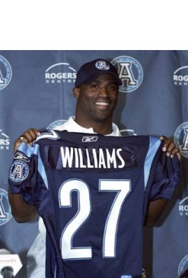 Ricky Williams Profile Photo