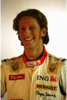 Romain Grosjean Profile Photo