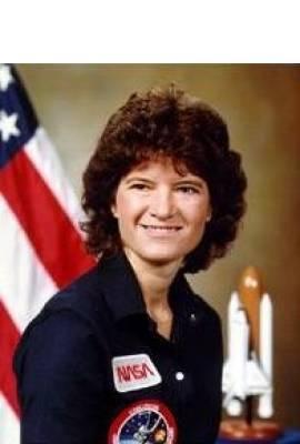Sally Ride Profile Photo