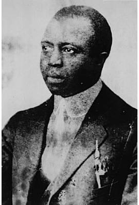 Scott Joplin Profile Photo