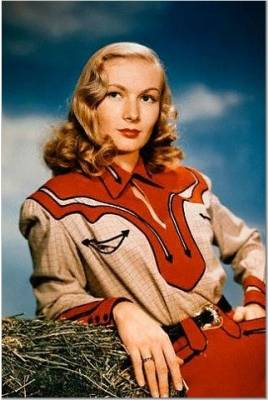 Veronica Lake Profile Photo