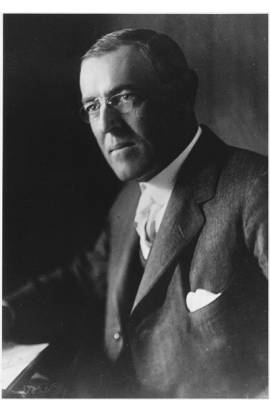 Woodrow Wilson Profile Photo