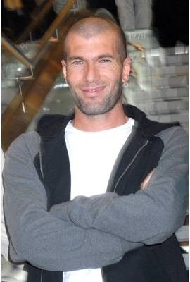 Zinedine Zidane Profile Photo