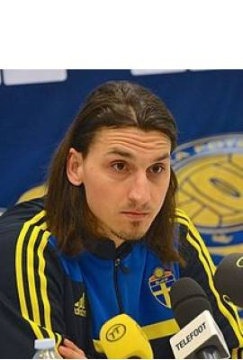 Zlatan Ibrahimovic Profile Photo