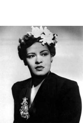 Billie Holiday Profile Photo