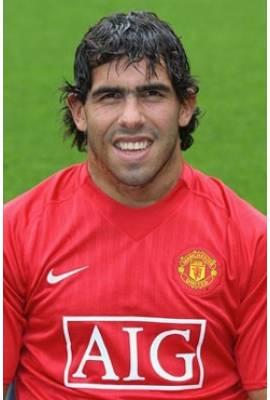 Carlos Tevez Profile Photo