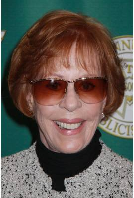 Carol Burnett Profile Photo