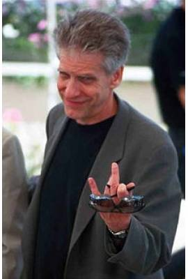 David Cronenberg Profile Photo